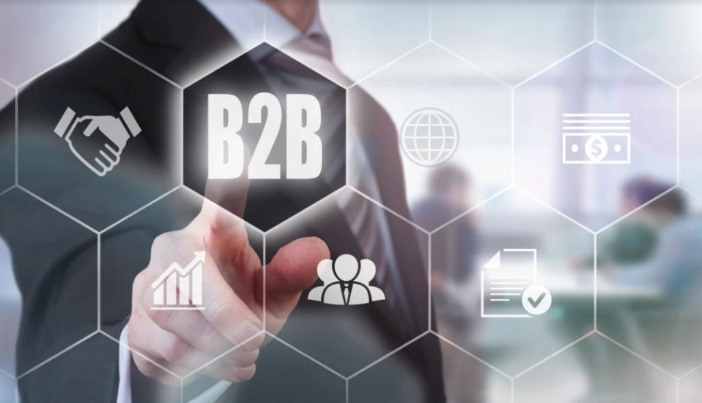 LinkedIn for b2b Leads
