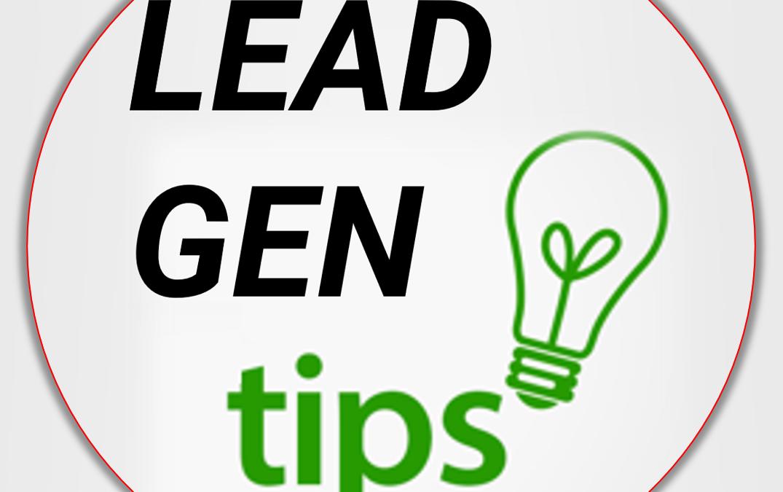 8 Essential B2B Lead Generation Tips