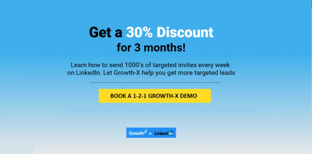lead generation discount